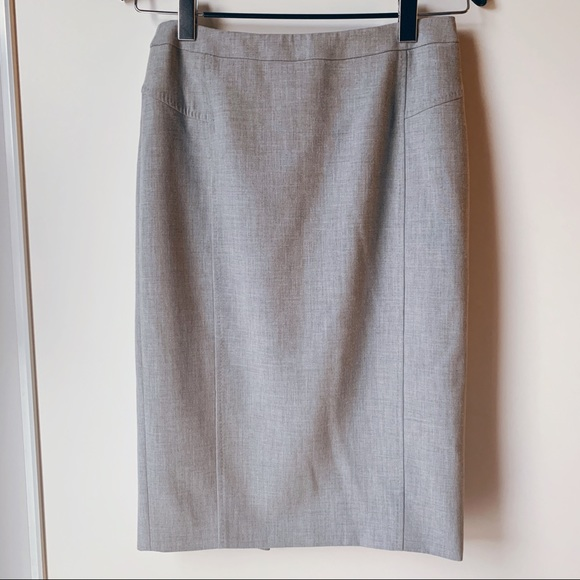 Austin Reed Skirts 23 Austin Reed Grey Pencil Skirt Size 0 Poshmark
